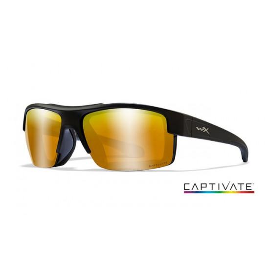 Slnečné okuliare WX Compass Captivate™ Polarized Bronze Mirror