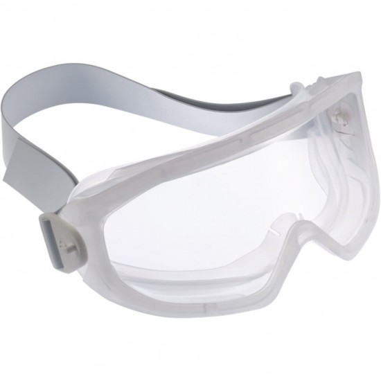 ochranná maska BOLLE SUPERBLAST autoklavovateľná číra